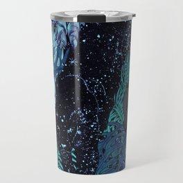 The Jungle at Night Colour Version Travel Mug