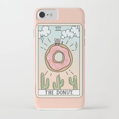 DONUT READING iPhone 7 Slim Case