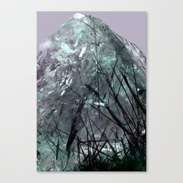 Tourmaline Summit Canvas Print