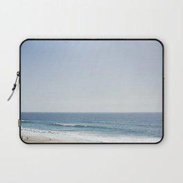 California Beach Day Laptop Sleeve