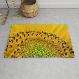 sunflower detail Rug