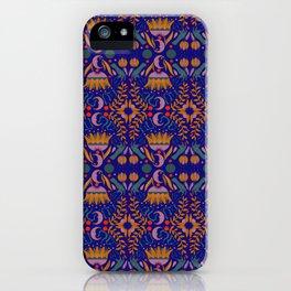 LUNA Folk Moon iPhone Case