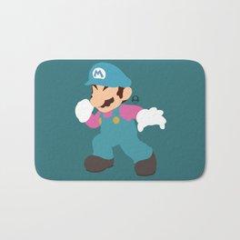 Mario(Smash)Cotton Candy Bath Mat