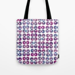 Broken Geometry 4 Tote Bag