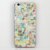 mosaic iPhone & iPod Skins featuring Mosaic by Jacqueline Maldonado