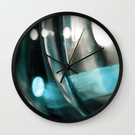 After (Long Present) Wall Clock