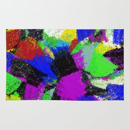 Paint To Feel Better Rug