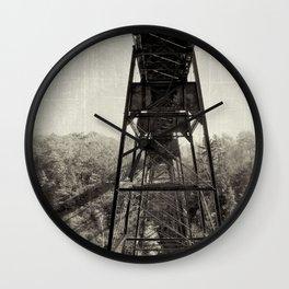 trestle Wall Clock