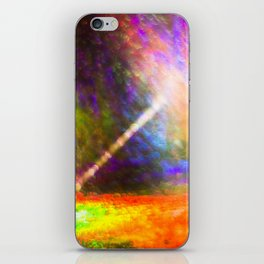 The Ray iPhone Skin
