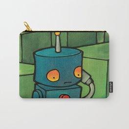 Robot - Self Destrukt Carry-All Pouch
