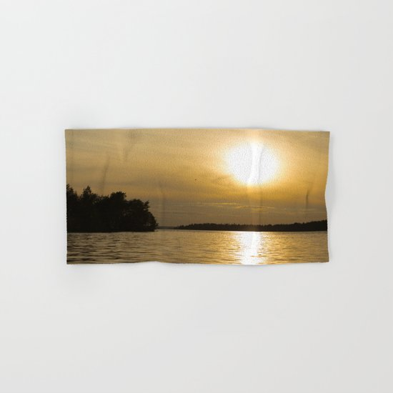 Against The Sun Bridge Hand & Bath Towel