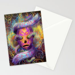 Lucha Stationery Cards