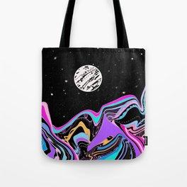 Full Moon World Tote Bag