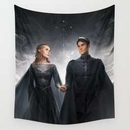 The Court of Dreams Wall Tapestry