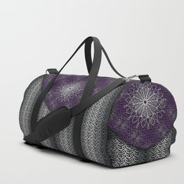 Chain Mail 0001 Duffle Bag