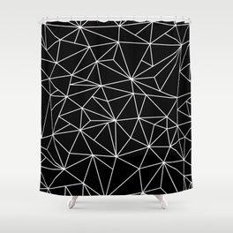 Geometric Jane 2 Shower Curtain