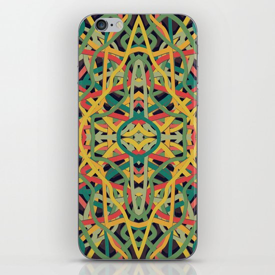 Kiotillier Knox iPhone & iPod Skin