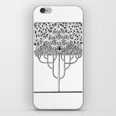 Tree Collection -3 iPhone Skin