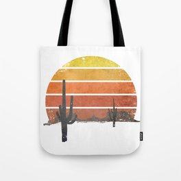 Runnin' Into The Sun Tote Bag