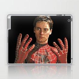 toby maguire Laptop & iPad Skin