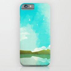 Warm Blue Sky Slim Case iPhone 6s
