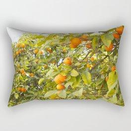 Fruits of Greece Rectangular Pillow