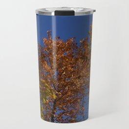Les arbres dans le ciel Travel Mug