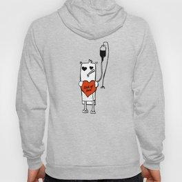 Sick of love Hoody