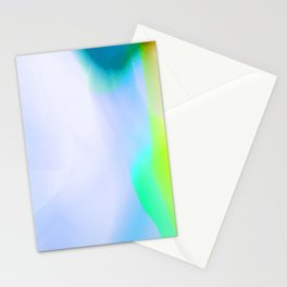 Ombré Colorful Multicolor Gradient / GFTgradient040 Stationery Cards