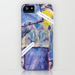 Pieces iPhone Case