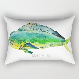Mahi Mahi Rectangular Pillow