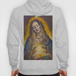 The Mystic Rose Hoody