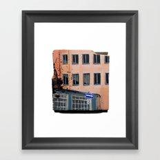 Landscape V Framed Art Print