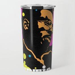 Soul Activism :: Curtis Mayfield Travel Mug