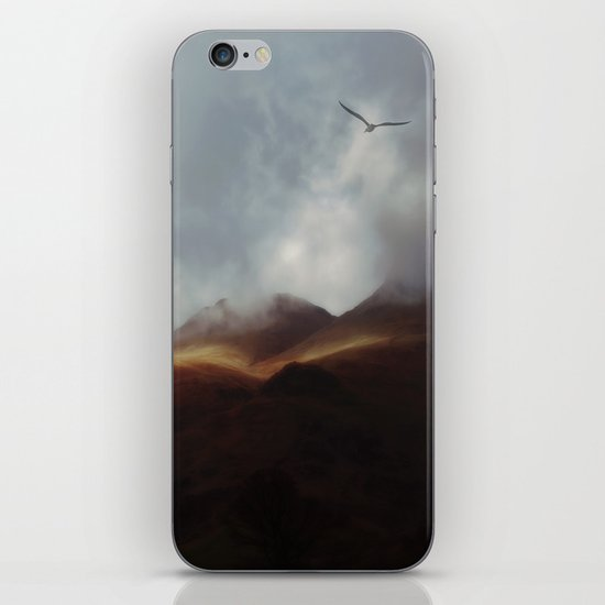 A Flair for the Dramatic iPhone & iPod Skin