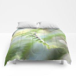 Summer Fern Comforters