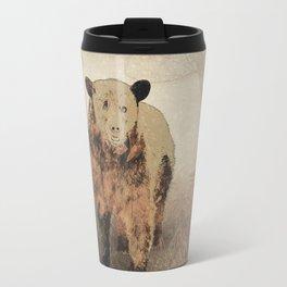 Formosan Black Bear Travel Mug