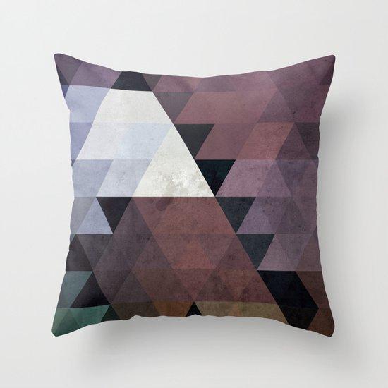 wyte^kyp Throw Pillow