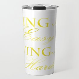 Hamilton: Dying is Easy Travel Mug