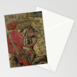 Hunt of Maximilian 3 Stationery Cards