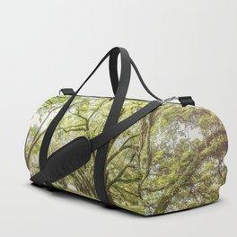 A Walk Through Time Duffle Bag