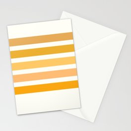 Halloween Colors Art Print Stationery Cards