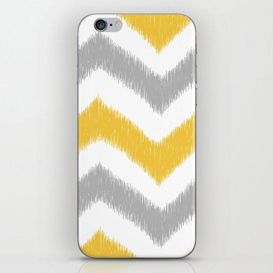 Chevron IKAT iPhone Skin
