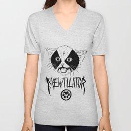 Mewtilator Unisex V-Neck