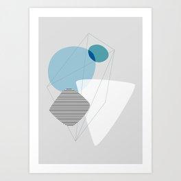 Graphic 133 Art Print