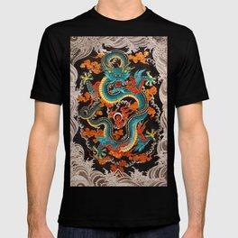 COSMIC BEACH TOWEL T-shirt