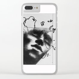 Introspection (Awakening Voyages) Clear iPhone Case
