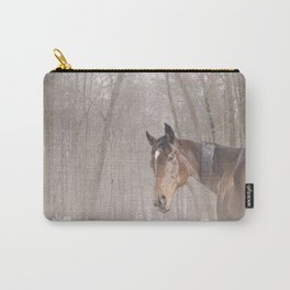 Gulliver in the snow Carry-All Pouch