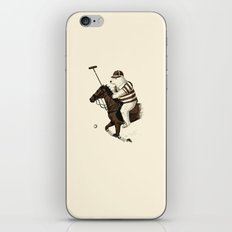 Polobear iPhone & iPod Skin