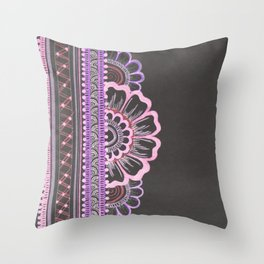 Noor (Light) Throw Pillow